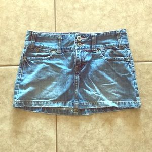 Dresses & Skirts - American Eagle Women Denim Blue Skirt Size 4